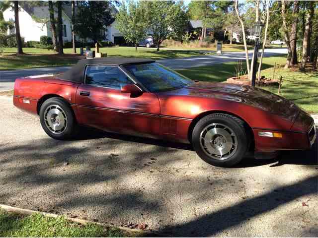 1987 Chevrolet Corvette | 1032461