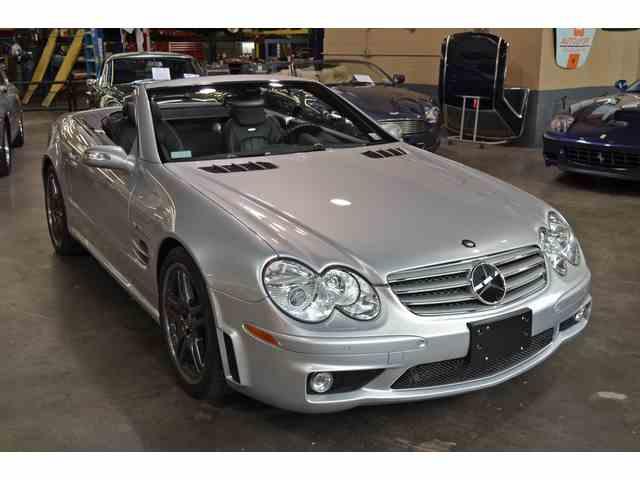 2005 Mercedes-Benz SL65 | 1032462