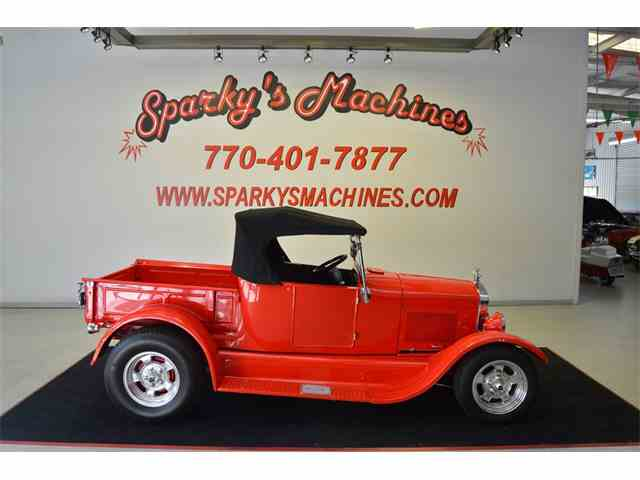 1927 Ford Roadster | 1032464
