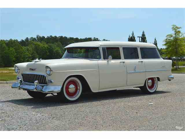 1955 Chevrolet Bel Air Wagon | 1032466