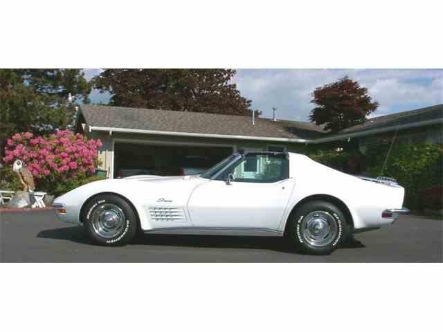 1972 Chevrolet Corvette | 1032474
