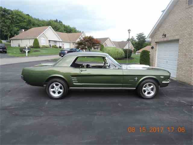1966 Ford Mustang Shelby | 1032482