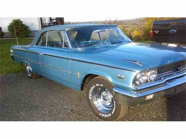 1963 Ford Galaxie 500 | 1032483