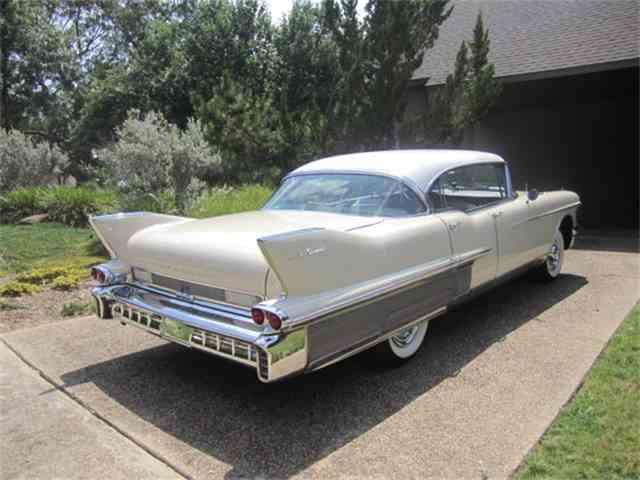 1958 Cadillac Fleetwood | 1032486