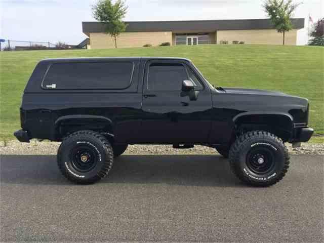 1987 Chevrolet Blazer | 1032491