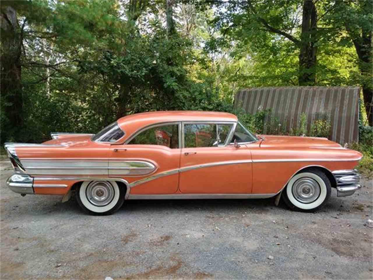 1958 Buick Special 4 Door Sedan For Sale Classiccars Com Cc 1032494