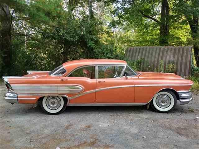 1958 Buick Special 4 door sedan | 1032494