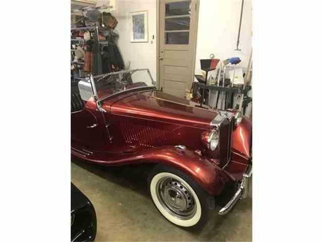 1953 MG TD   1032498