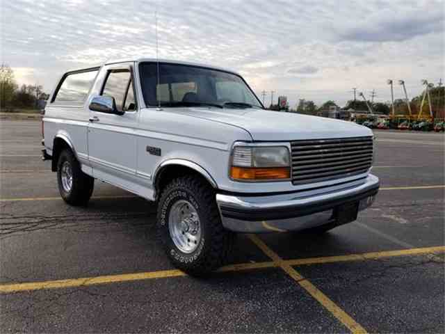 1995 Ford Bronco | 1032501