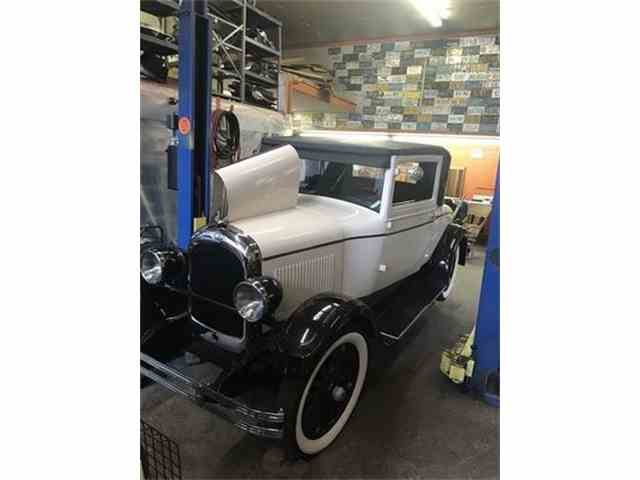1928 Chrysler 2-Dr Coupe | 1032505