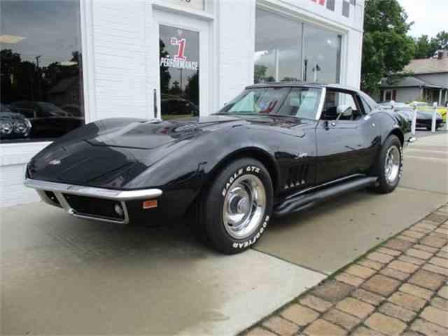 1969 Chevrolet Corvette | 1032507