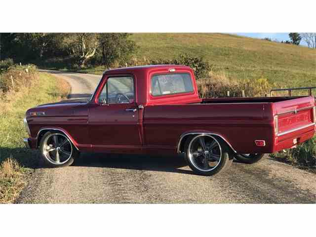 1969 Ford F100 | 1032512