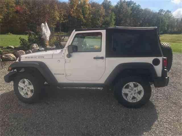 2012 Jeep Rubicon | 1032522