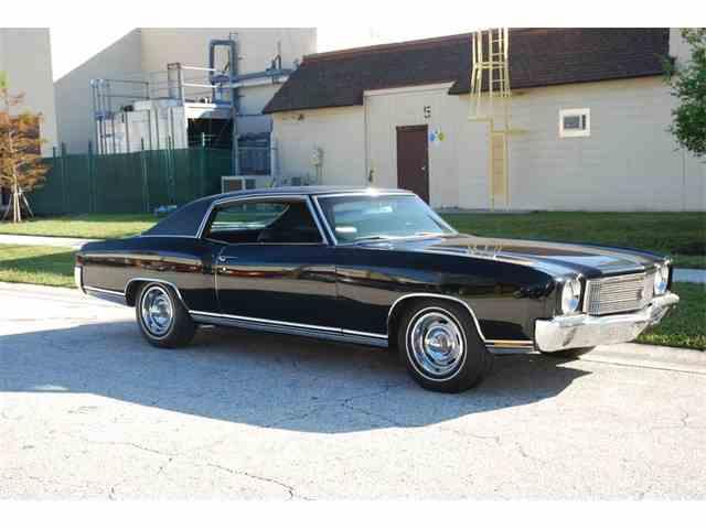 1970 Chevrolet Monte Carlo | 1032540
