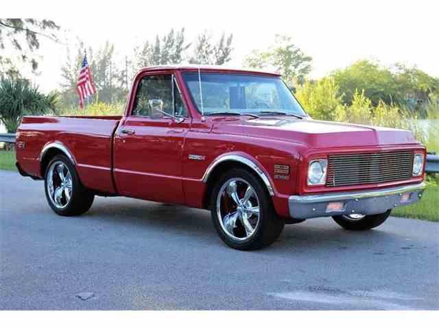 1971 Chevrolet C/K 10 | 1032543