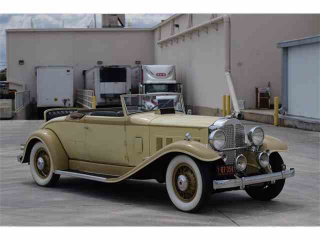 1932 Packard Model 902 9th Series | 1032545