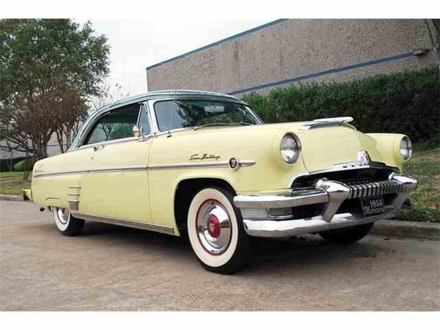 1954 Mercury 2-Dr Sedan | 1032548