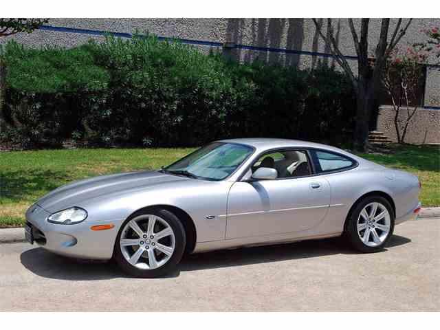 2000 Jaguar XK8 | 1032550