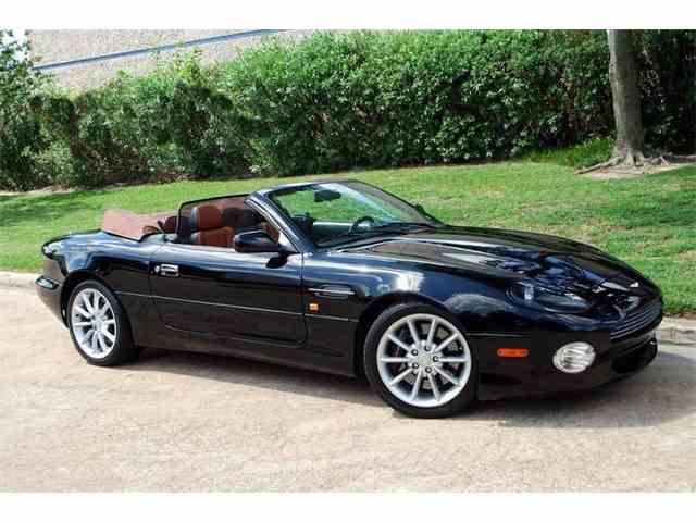 2002 Aston Martin DB7 | 1032552
