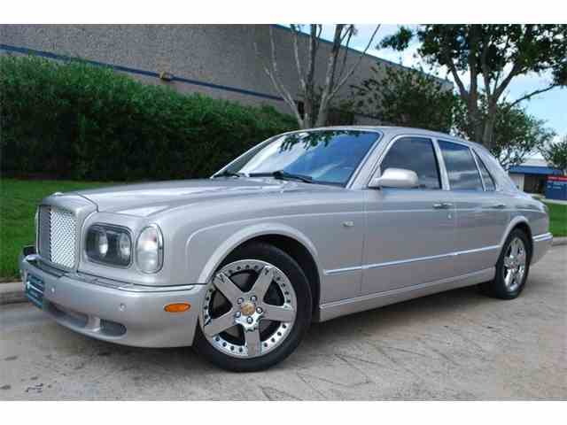 2003 Bentley Arnage | 1032554