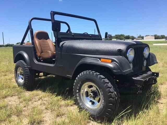 1982 Jeep CJ7 | 1032560