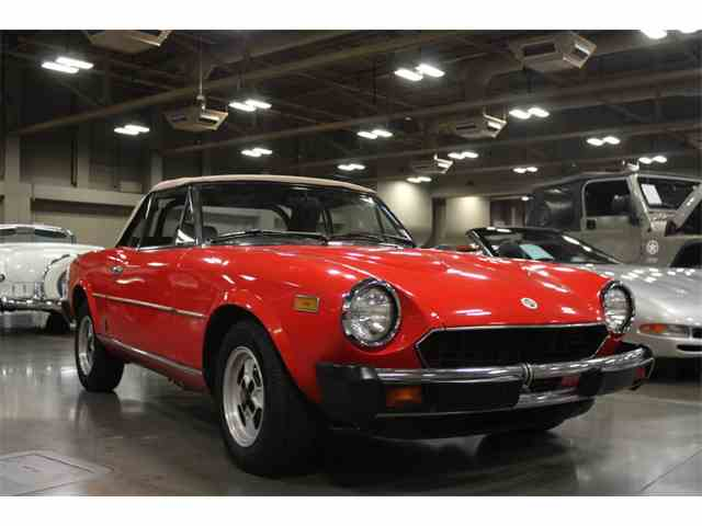 1981 Fiat Spider | 1032565