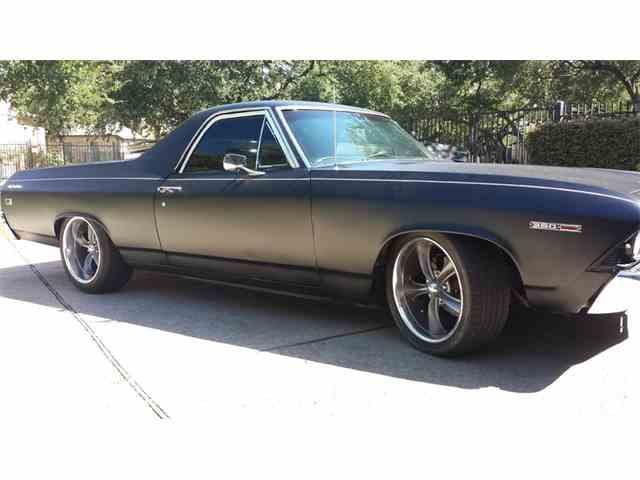1969 Chevrolet El Camino | 1032569