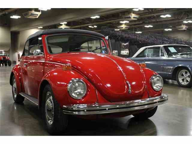 1971 Volkswagen Super Beetle | 1032575