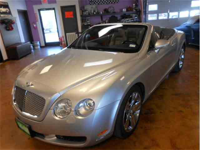2007 Bentley Continental GTC | 1032587