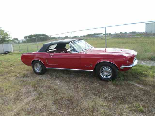 1968 Ford Mustang | 1032590