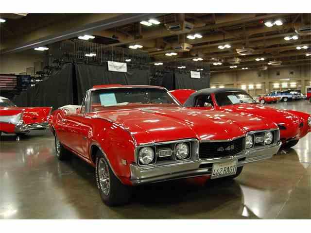 1968 Oldsmobile 442 | 1032596
