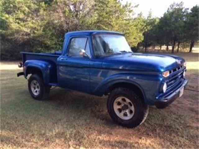 1966 Ford F100 | 1032597