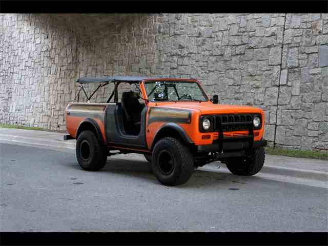 1977 International Super Scout | 1030260