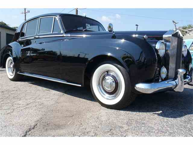 1959 Rolls-Royce Silver Cloud | 1032600