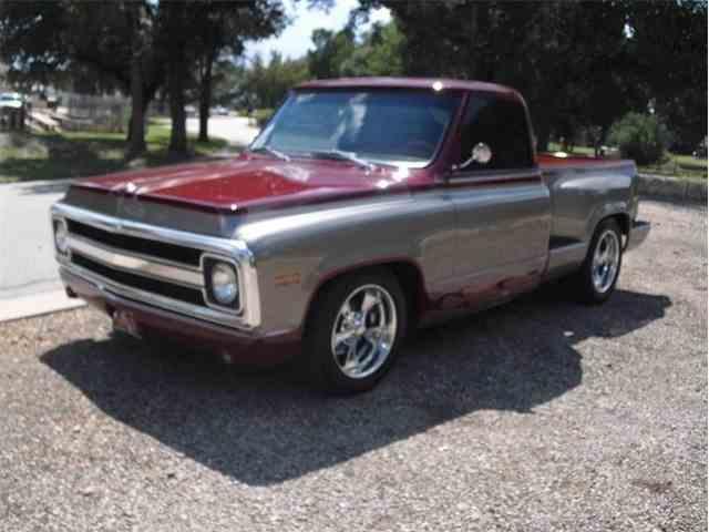 1970 Chevrolet C10 | 1032611