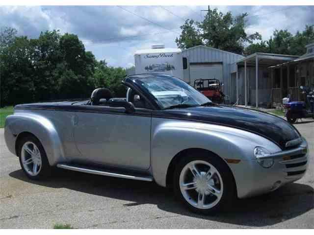 2003 Chevrolet SSR | 1032614
