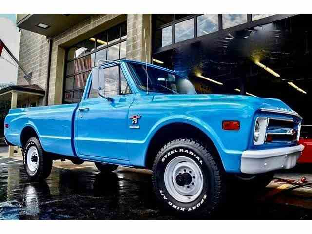 1968 Chevrolet K-20   1032616