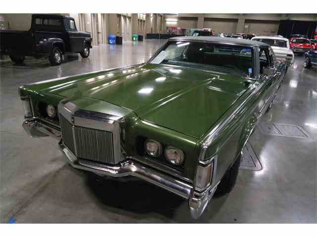 1971 Lincoln Continental Mark III | 1032618