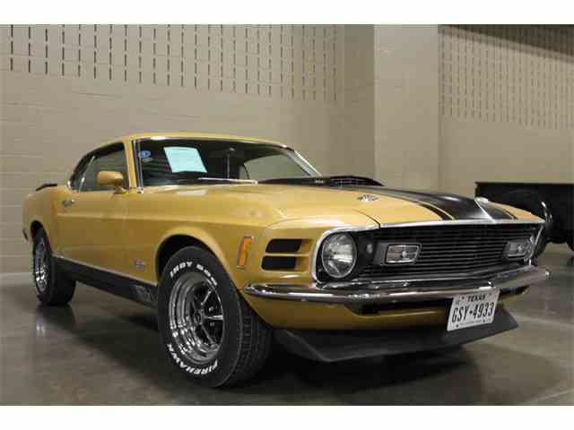 1970 Ford Mustang | 1032628
