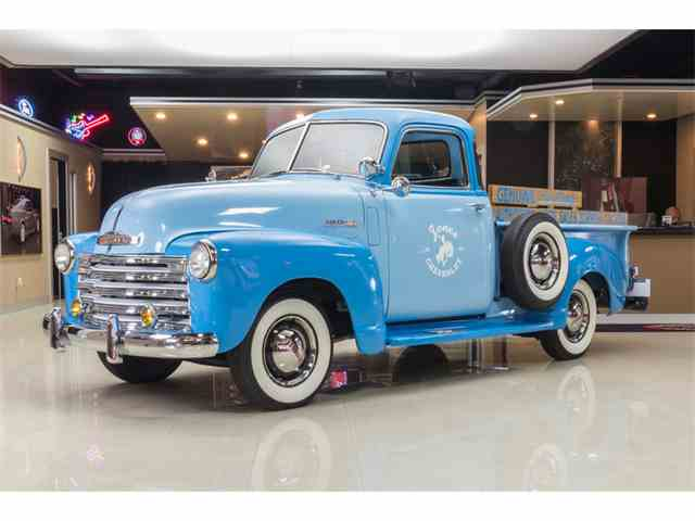 1950 Chevrolet 3100 5 Window Pickup | 1030263