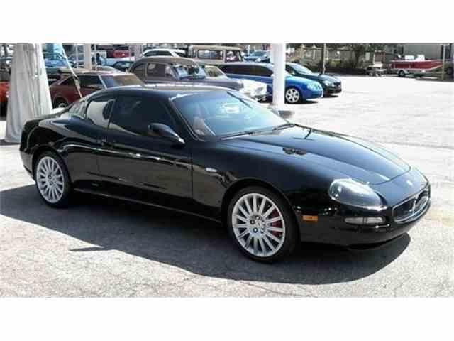 2002 Maserati Cambiocorsa | 1032632