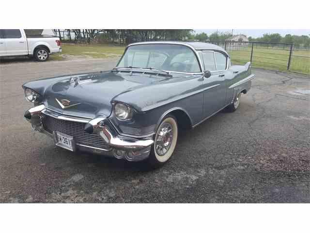 1957 Cadillac Series 62 | 1032635