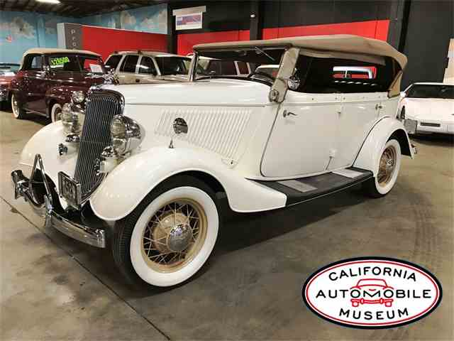 1934 Ford Phaeton | 1032643