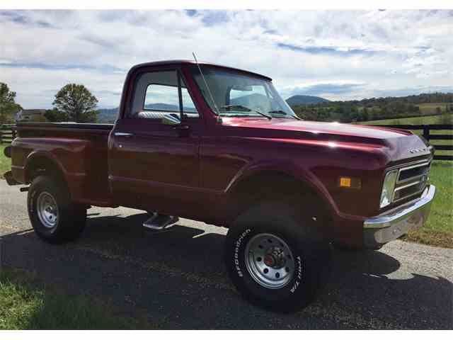 1967 Chevrolet C/K 10 | 1032651