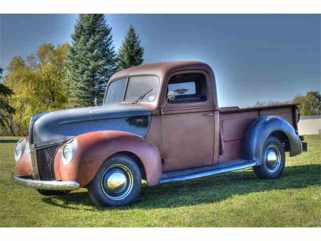 1940 Ford Pickup | 1032652