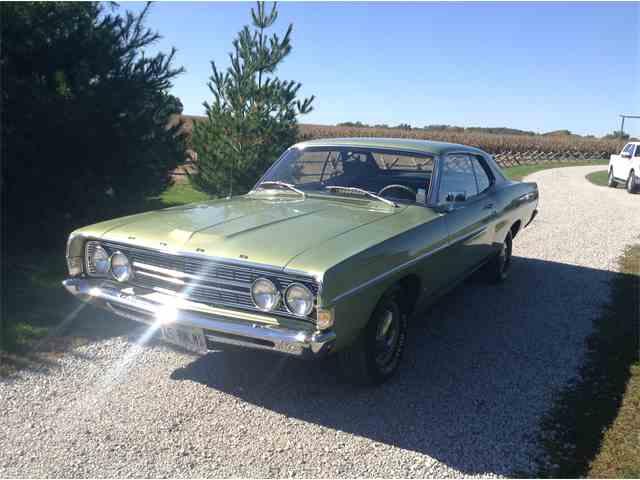 1968 Ford Fairlane | 1032655