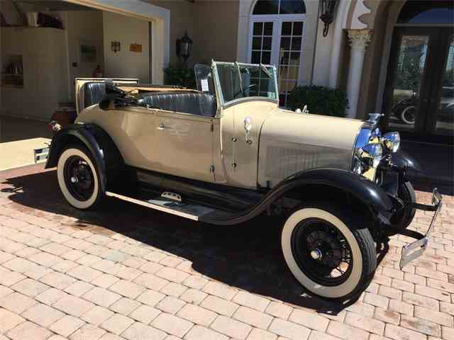 1932 Ford Model A Replica | 1032666 & Classic Ford for Sale on ClassicCars.com - 5762 Available markmcfarlin.com
