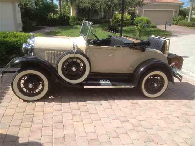 1932 Ford Model A Replica | 1032666