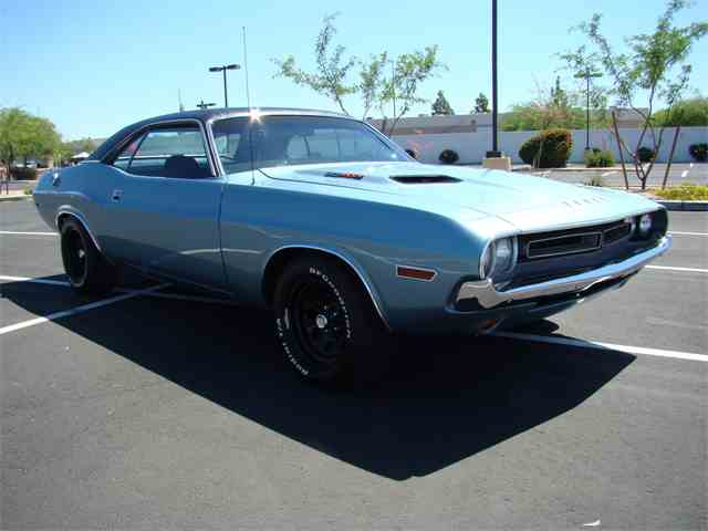 1970 Dodge Challenger | 1032669