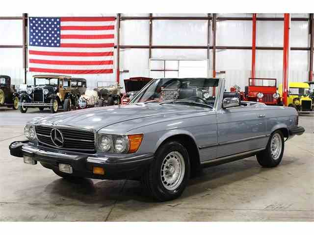 1982 Mercedes-Benz 380SL | 1032680